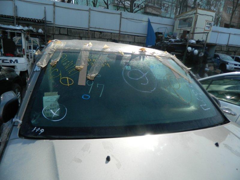 Лобовое стекло SUZUKI GRAND VITARA 2005 TD54W J20A Б/У
