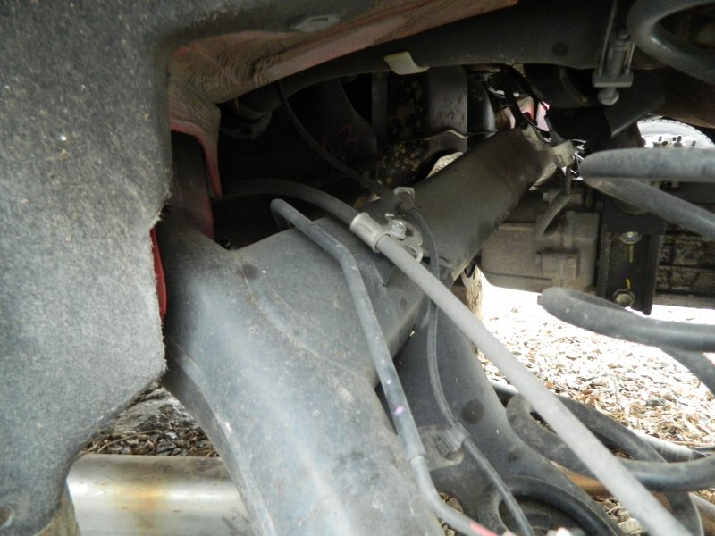 Балка подвески Suzuki Vitara YE21S M16A 2015 задняя