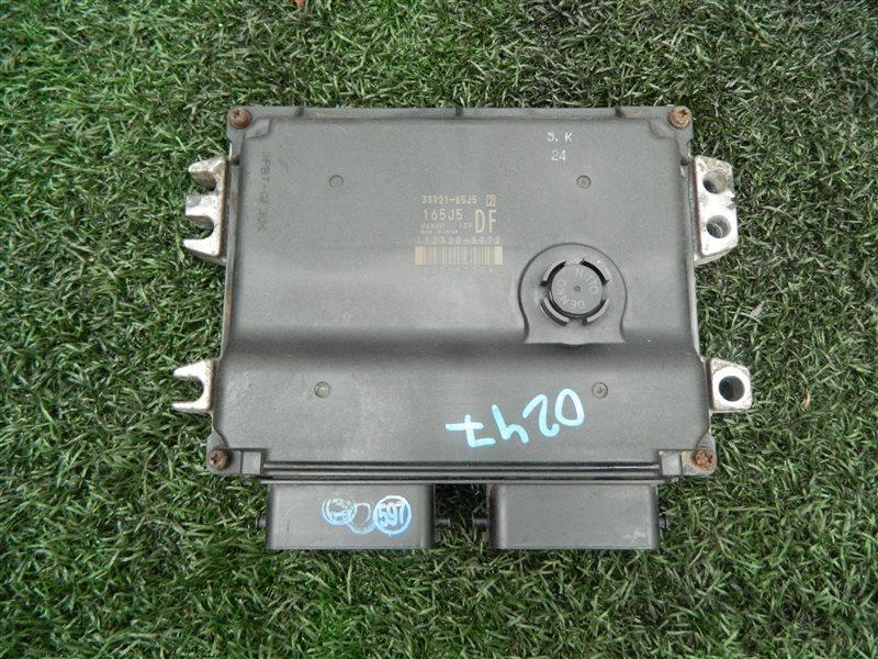 Блок управления efi Suzuki Grand Vitara TD54W J20A 2005