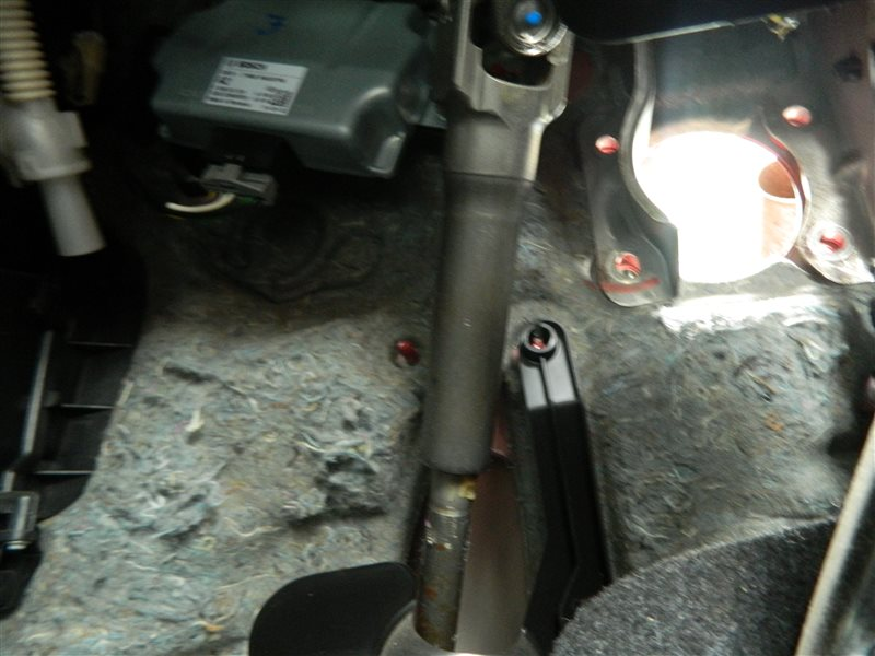 Рулевой карданчик Suzuki Vitara YE21S M16A 2015