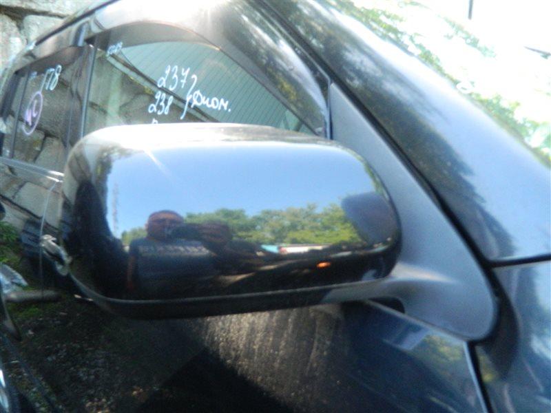 Зеркало Suzuki Grand Vitara TD54W J20A 2005 правое