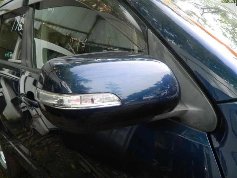 Зеркало Suzuki Grand Vitara Escudo TD54W J20A 2005 правое