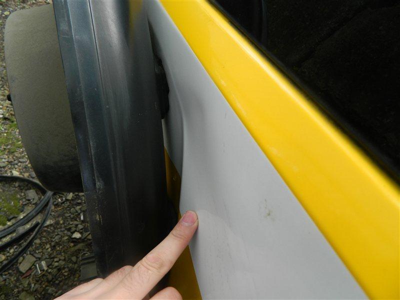 Дверь 5-я задняя GRAND VITARA 2005 TD54W J20A
