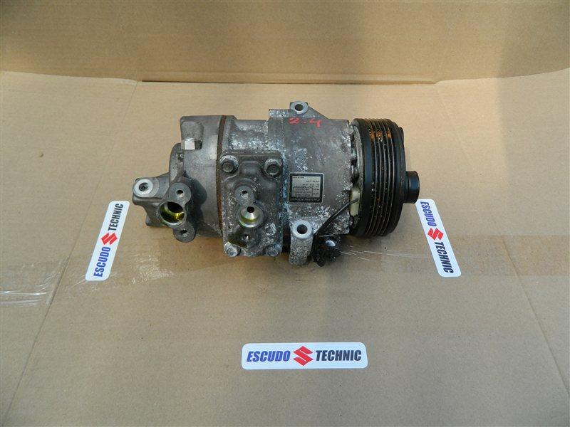 Компрессор кондиционера Suzuki Grand Vitara TDA4W J24B 2005