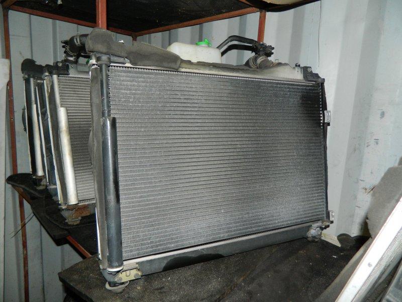 Радиатор основной Suzuki Grand Vitara TD54W J20A 2005