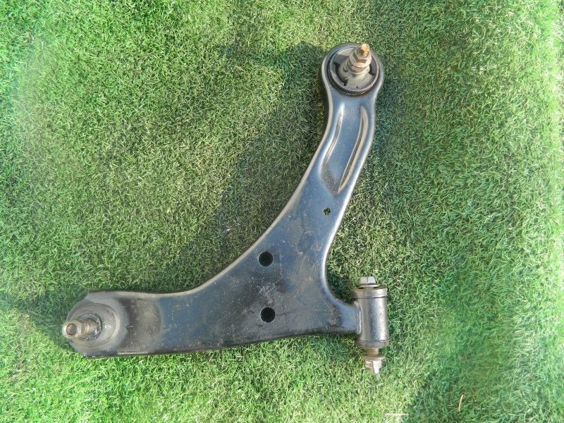 Рычаг передний правый SUZUKI GRAND VITARA 2005 TD54W J20A 45201-78K00 Б/У