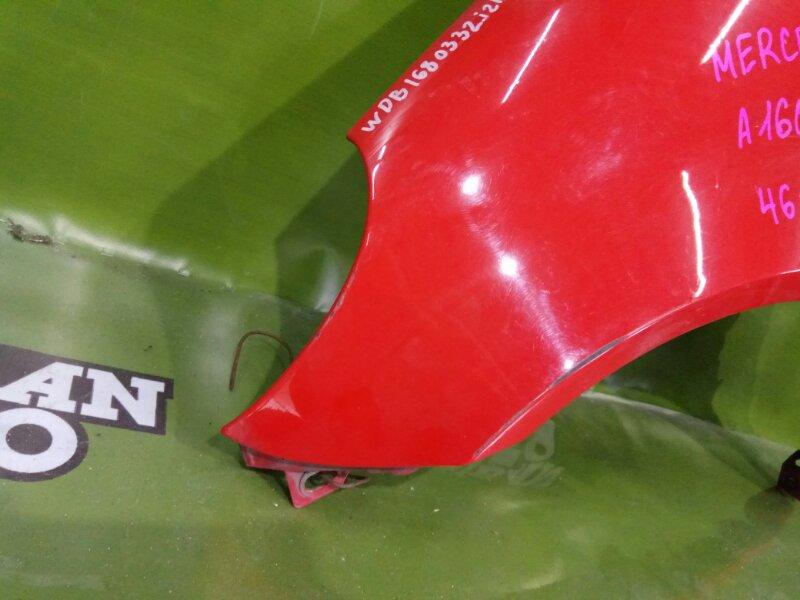 Крыло переднее левое A160 1999 W168