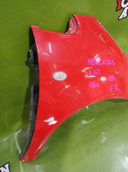 Крыло переднее правое MERCEDES A160 W168