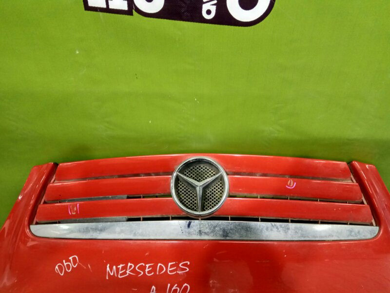 Капот A160 1999 W168