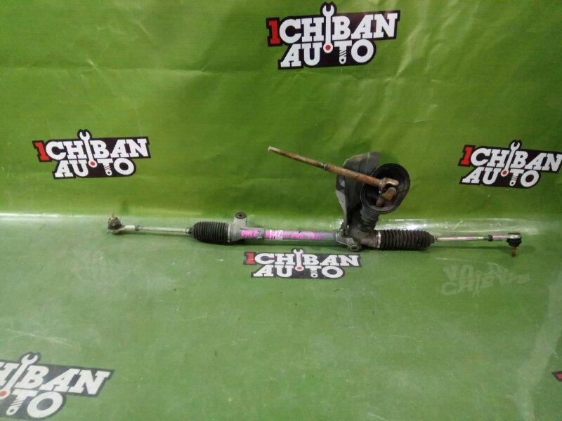 Рулевая рейка NISSAN DAYZ B21A 3B20 49001-6A00E контрактная