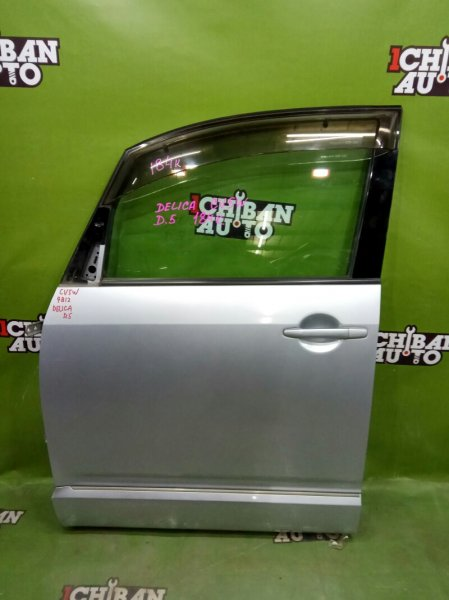 Дверь передняя левая MITSUBISHI DELICA D5 CV5W 5700A463 Б/У