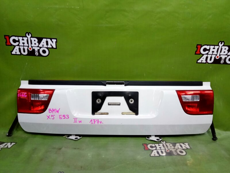 Дверь 5-я BMW X5 E53 Б/У