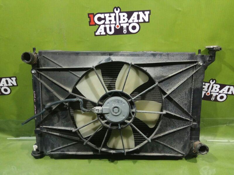 Радиатор основной WISH ZNE10 1ZZ-FE