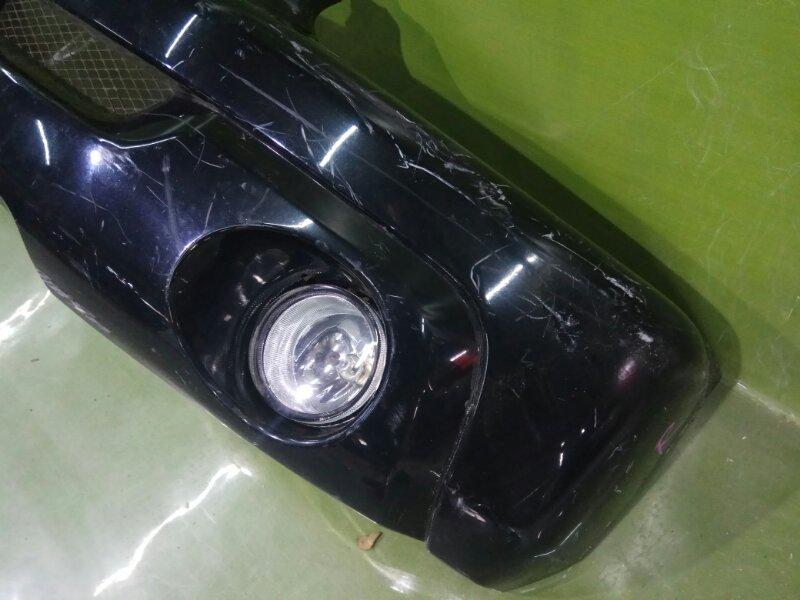 Бампер передний MITSUBISHI PAJERO IO H76W 4G93