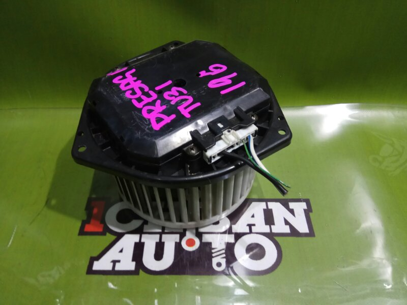 Мотор печки NISSAN PRESAGE PU31 27225AL500 контрактная