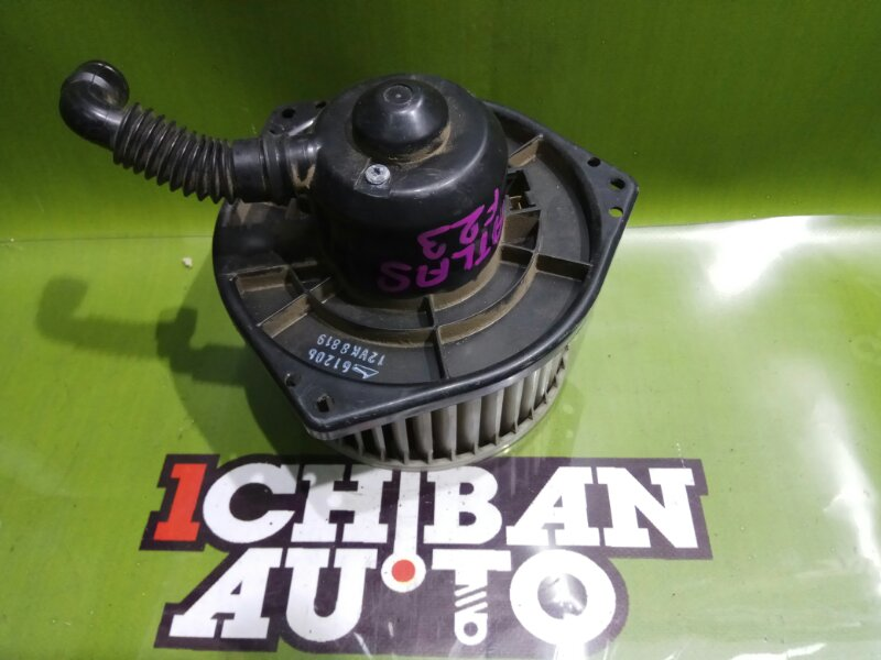 Мотор печки NISSAN ATLAS TF23 контрактная