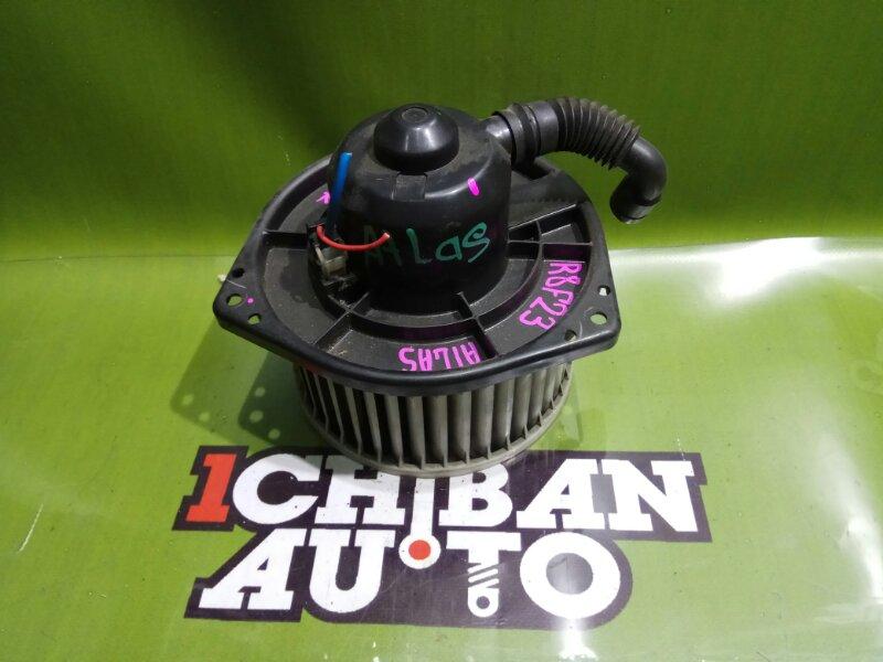 Мотор печки NISSAN ATLAS 2000 R8F23 QD32 контрактная
