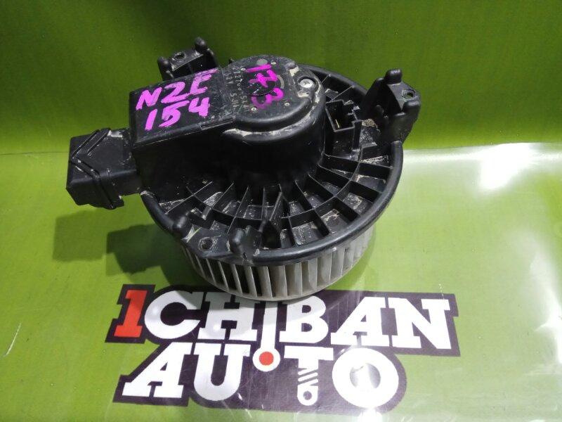 Мотор печки TOYOTA COROLLA RUMION NZE154 1NZ-FE 87103-12060 контрактная