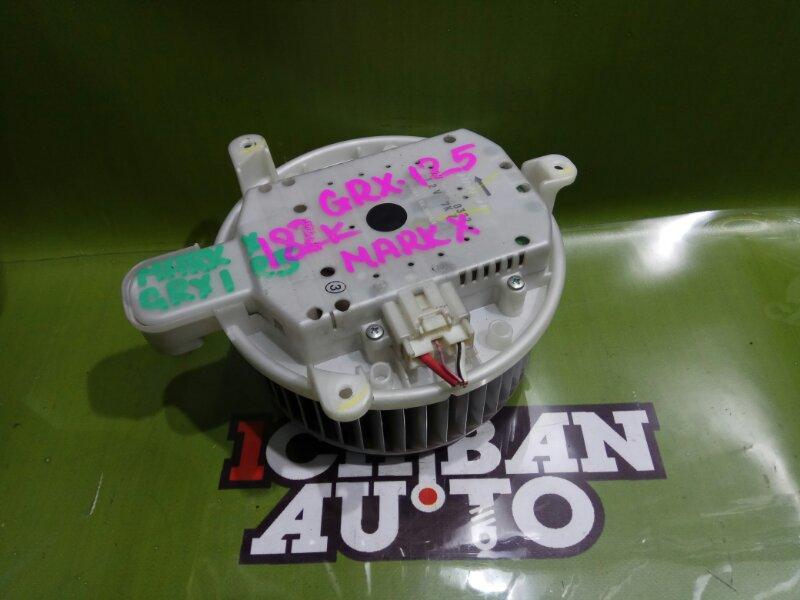 Мотор печки TOYOTA MARK X GRX120 87103-30400 контрактная