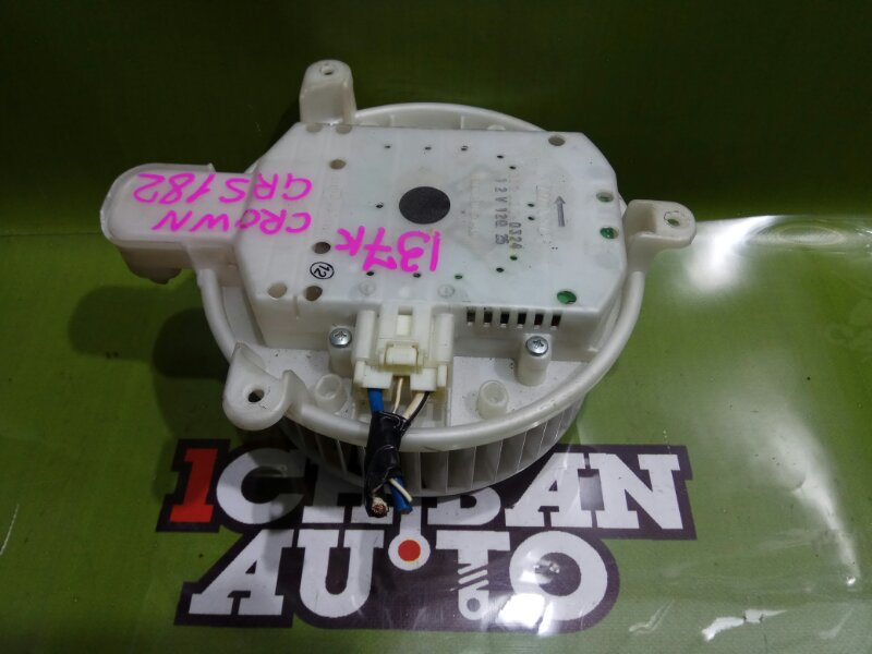 Мотор печки TOYOTA CROWN GRS180 4GR-FSE 87103-30400 контрактная