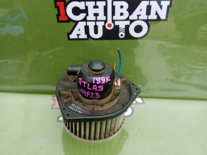 Мотор печки NISSAN ATLAS 2006 H4F23 KA20DE контрактная