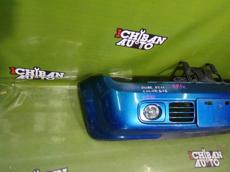 Бампер передний CUBE BZ11