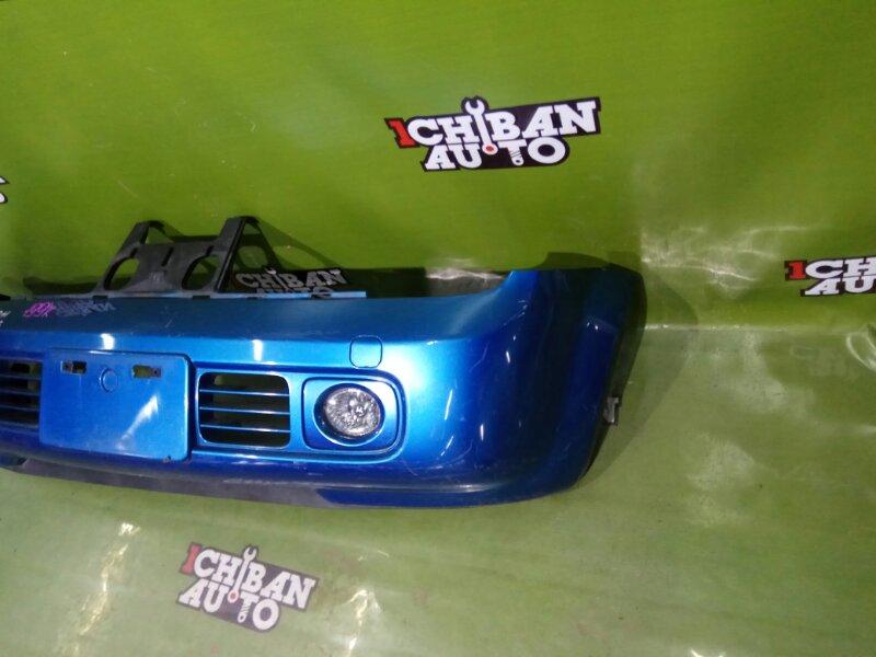 Бампер передний NISSAN CUBE BZ11