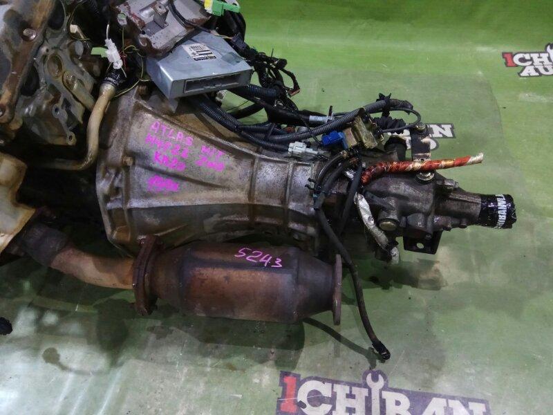 Мкпп Nissan Atlas H4F23 KA20