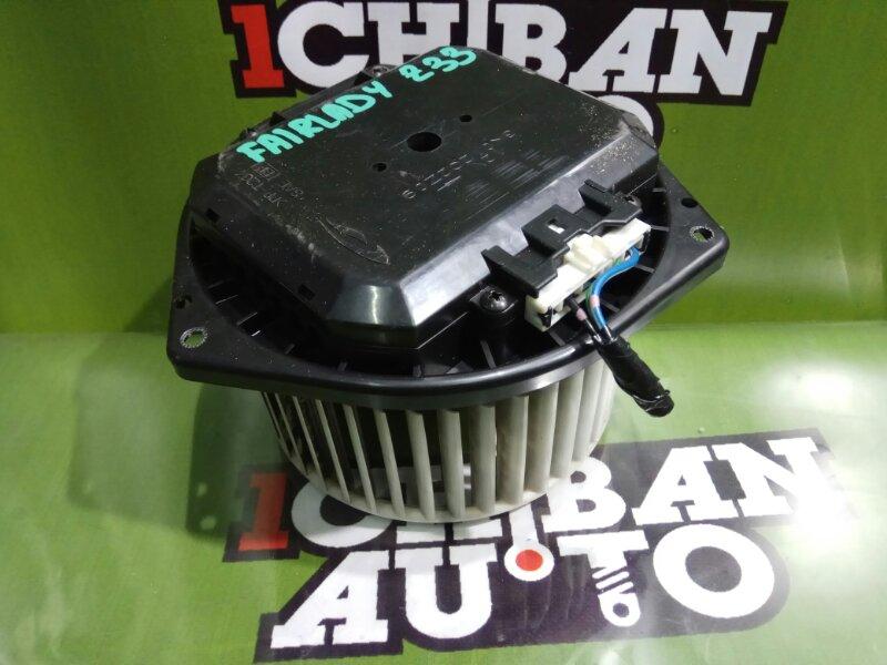 Мотор печки NISSAN FAIRLADY Z Z33 VQ35DE 27225AL500 контрактная