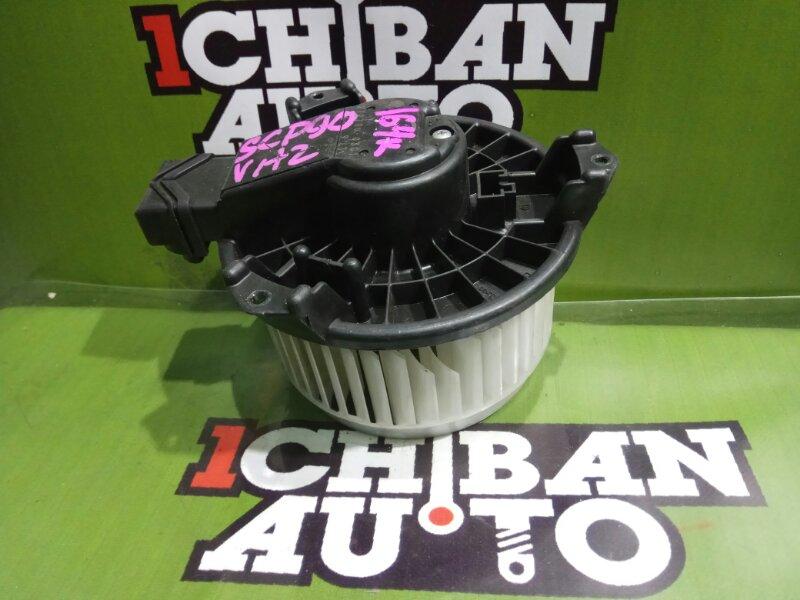 Мотор печки TOYOTA VITZ SCP90 8710352120 контрактная