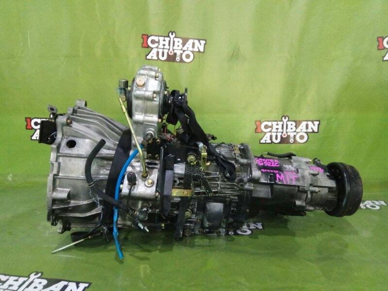 Мкпп Mitsubishi Canter FG52EC 4M51