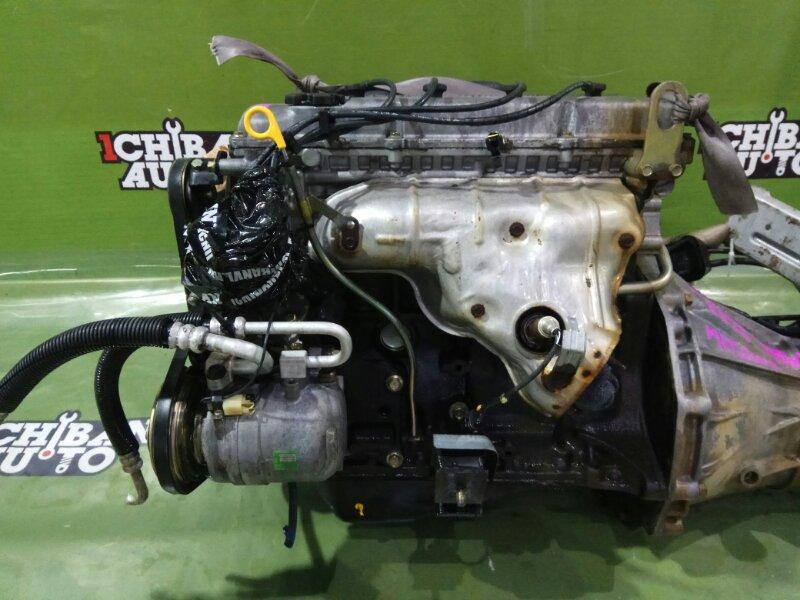 Двигатель Nissan Atlas H4F23 KA20