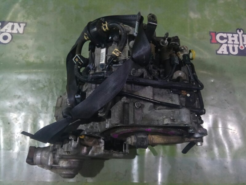 АКПП FIT SHUTTLE GG8 L15A