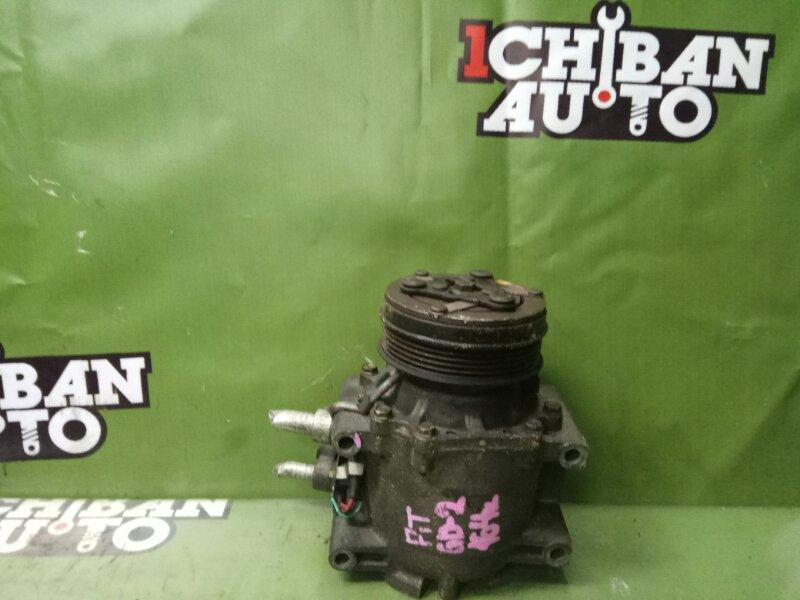 Компрессор кондиционера HONDA FIT GD2 L13A 38810-PWA-006 контрактная