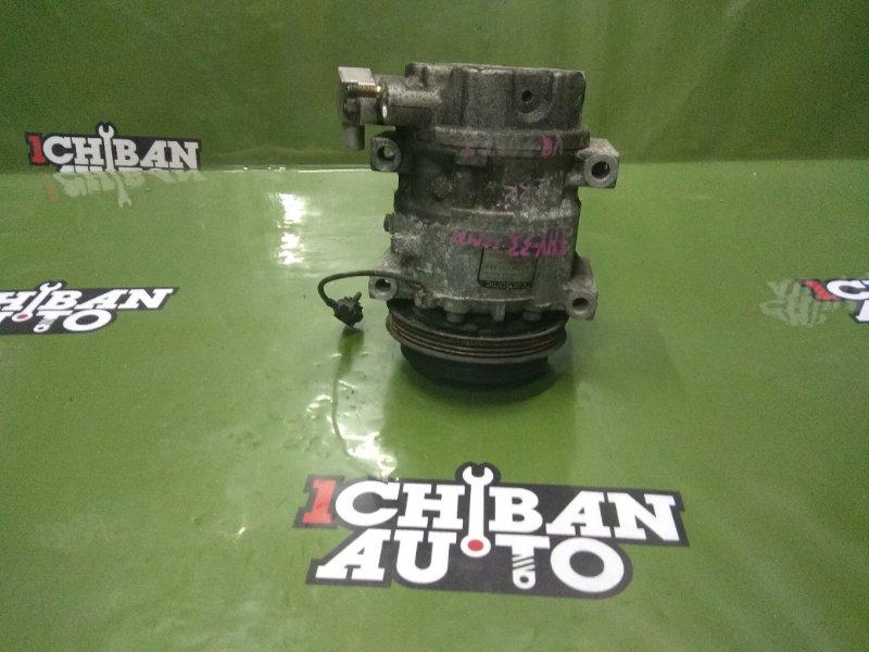 Компрессор кондиционера NISSAN CIMA FHY33 VQ30DET 92600-4P101 контрактная
