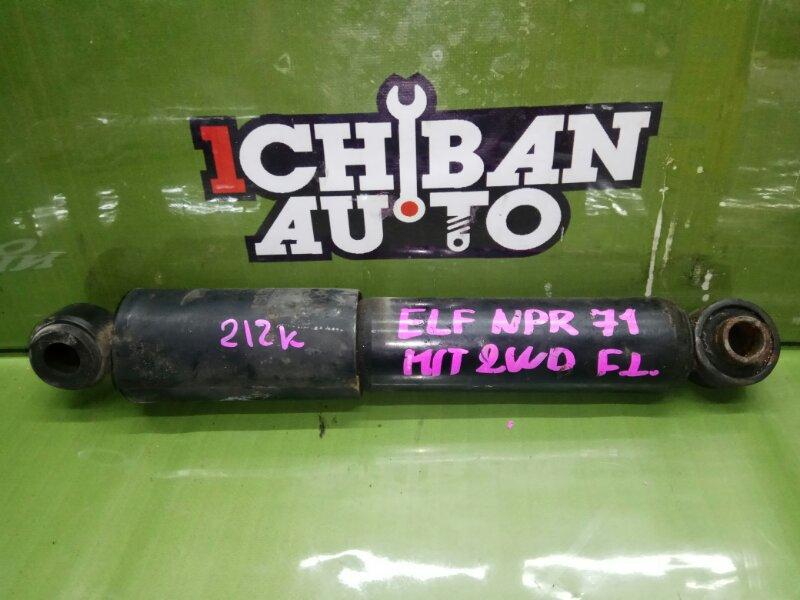 Амортизатор передний левый ISUZU ELF NPR71 контрактная
