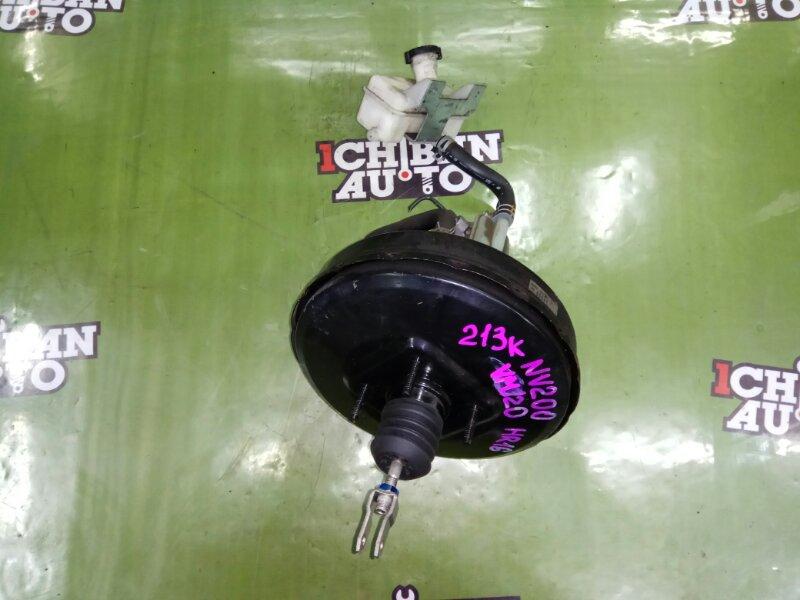 Главный тормозной цилиндр NV200 VM20 HR16DE