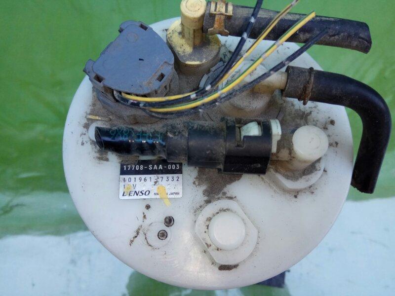Топливный насос MOBILIO SPIKE GK1 L15A
