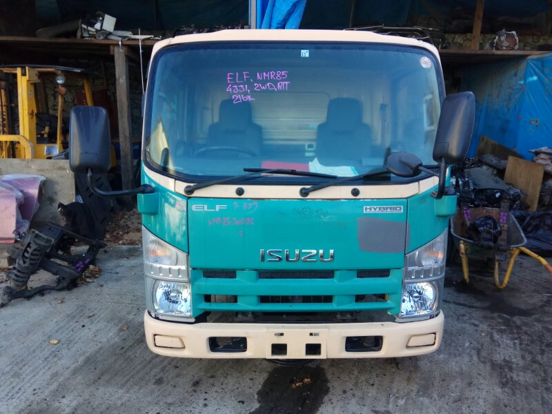Кабина Isuzu Elf NMR85 4JJ1 2008
