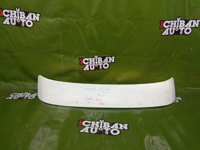 Спойлер задний TOYOTA CELICA 1996 ST202 контрактная