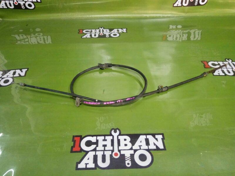 Тросик ручника левый MITSUBISHI CHARIOT N43W контрактная