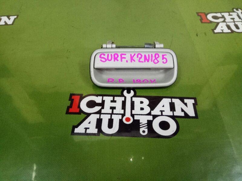 Ручка двери внешняя задняя правая TOYOTA HILUX SURF KZN185 контрактная