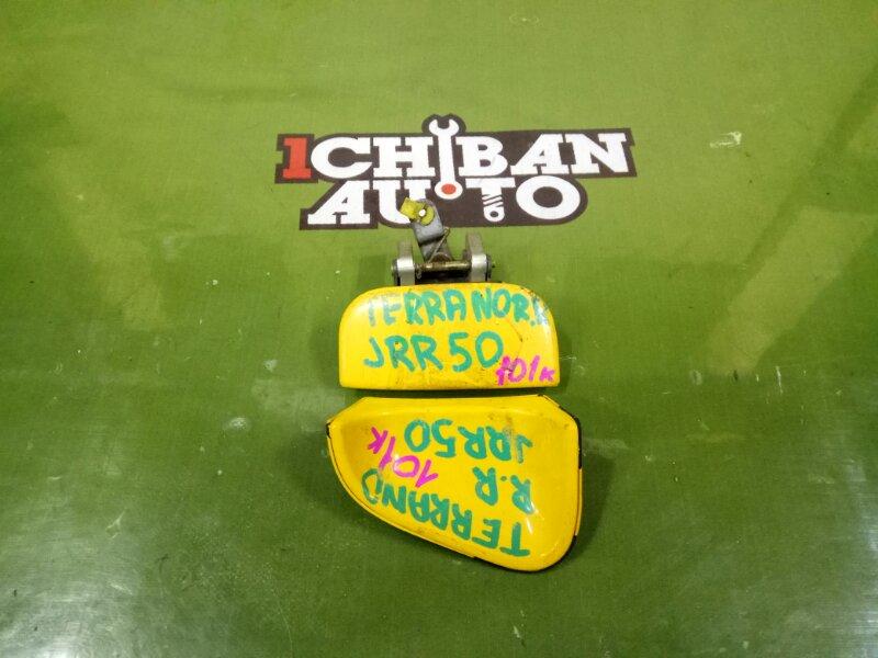 Ручка двери внешняя задняя правая NISSAN TERRANO JRR50 контрактная