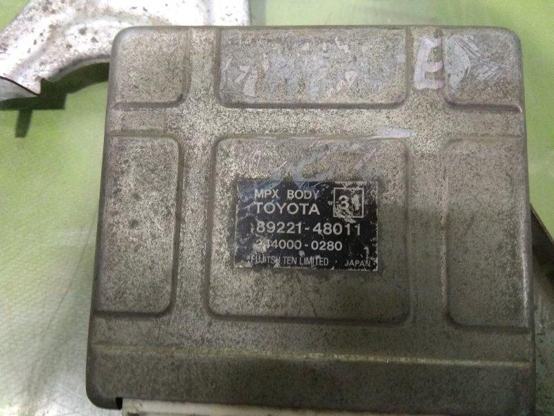 Блок управления дверьми HARRIER MCU15 1MZ-FE