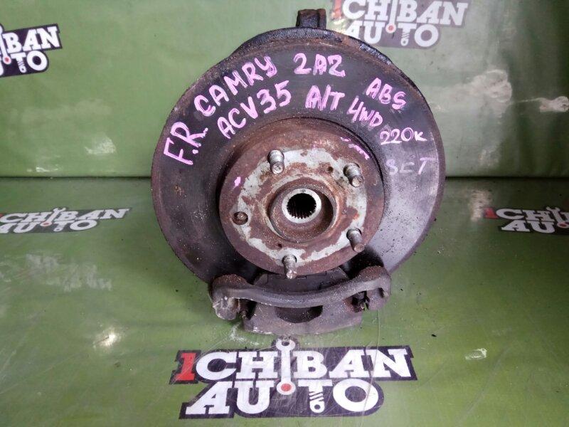 Ступица передняя правая TOYOTA CAMRY ACV35 2AZ-FE 43211-28120 контрактная