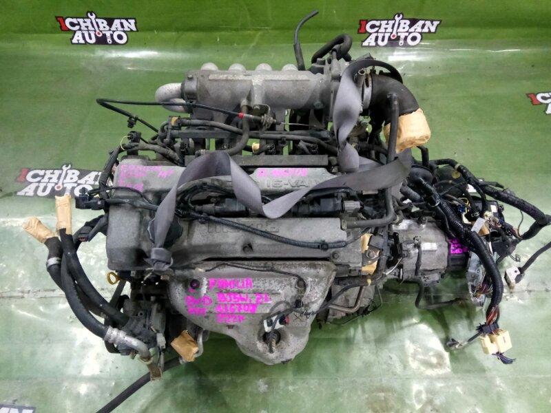 Двигатель MAZDA FAMILIA BJ5W ZL контрактная