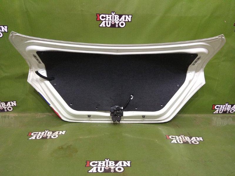 Крышка багажника LATIO N17