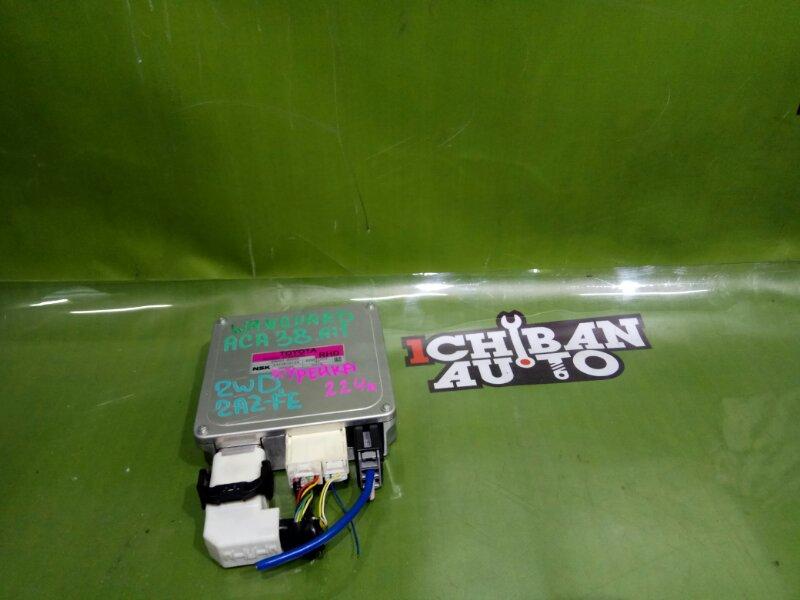Блок управления рулевой рейкой TOYOTA VANGUARD ACA38 2AZ 89650-42050 контрактная