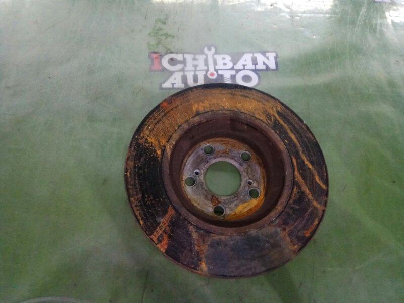 Тормозной диск передний CALDINA ST215 3S-GTE