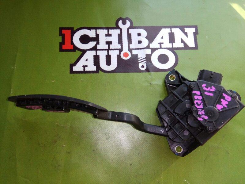 Педаль газа NISSAN PRESAGE PNU31 VQ35DE 18002CN010 контрактная